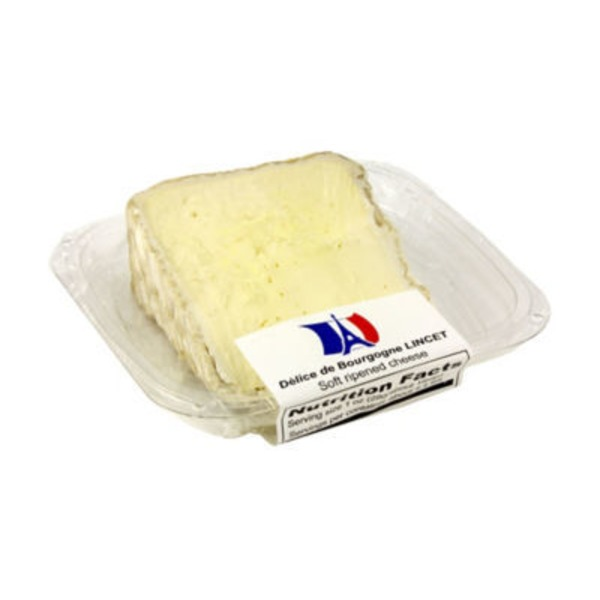 Delice De Bourgogne White Cheese