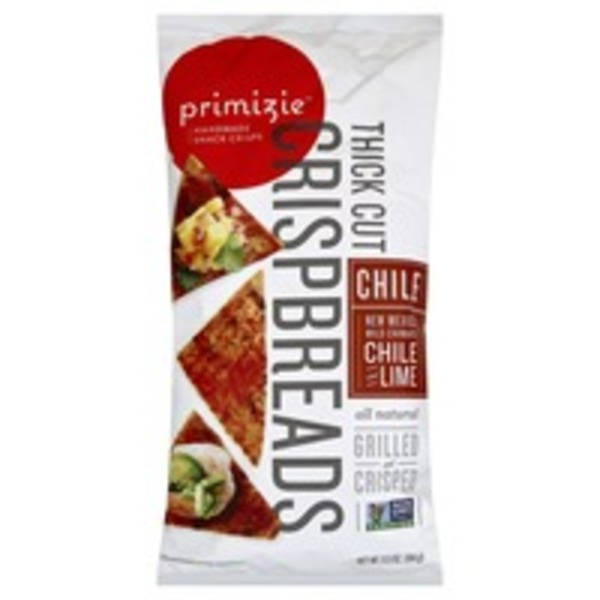 Primizie Chile & Lime Thick Cut Crispbreads