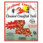 Louisina Crawfish Tail Meat, .75lbs