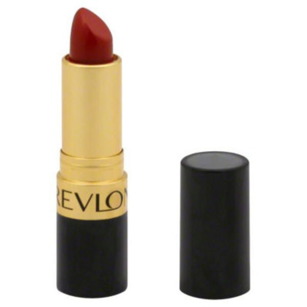 Revlon Super Lustrous Lipstick .15oz 740 Certain Red