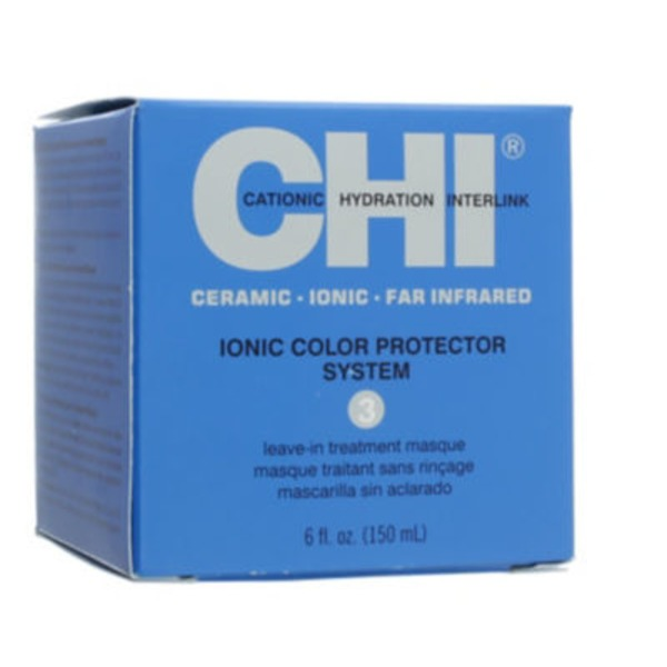 Chi Ionic Color Protector System Step 3 Leave‑In Treatment Masque
