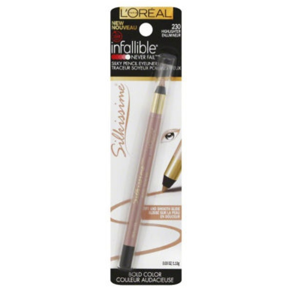 Infallible Highlighter 230 Silkissime Eyeliner