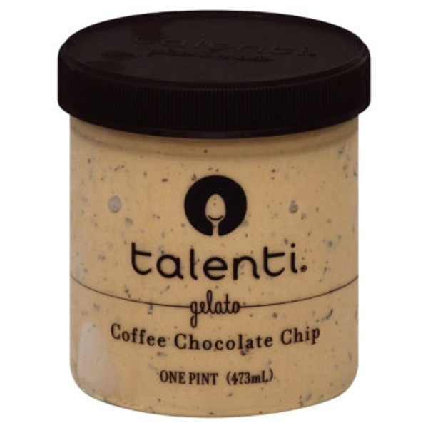 Talenti Coffee Chocolate Chip Gelato