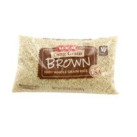 H-E-B 100% Long Grain Brown 100% Whole Grain Rice