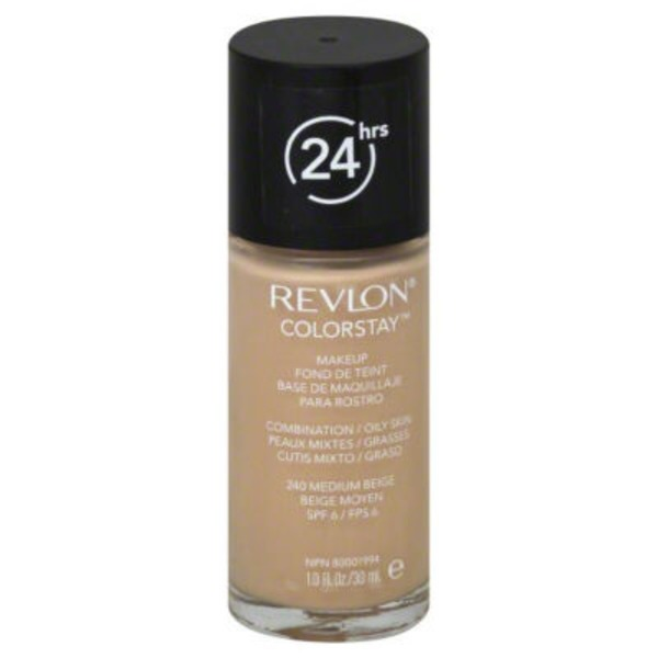 Revlon Colorstay Medium Beige Makeup For Combination/Oily Skin