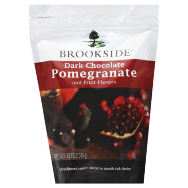 Brookside Pomegranate Flavor Dark Chocolate