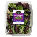 Taylor Farms Baby Spring Mix Lettuce Medley, 11 oz
