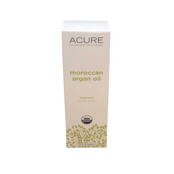 Acure Argan Face Oil