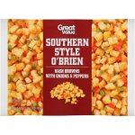 Great Value Southern Style O'Brien Hash Browns with Onions & Peppers, 28 oz