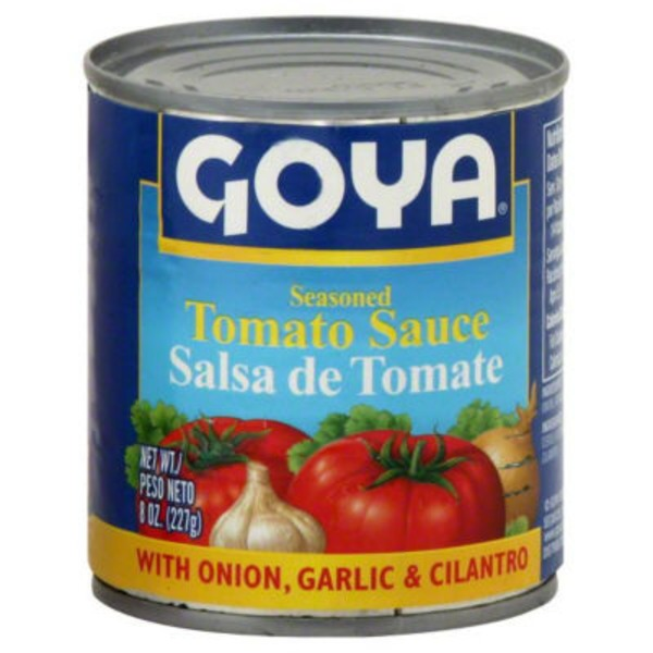 Goya Seasoned Tomato Sauce with Onion, Garlic & Cilantro