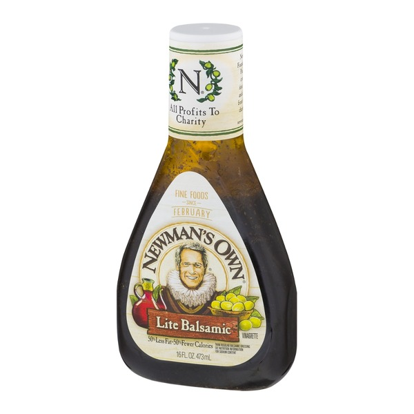 Newman's Own Lite Balsamic Vinaigrette