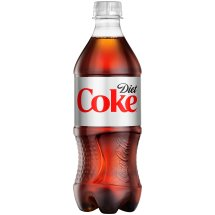Diet Coke Bottle, 20 fl oz
