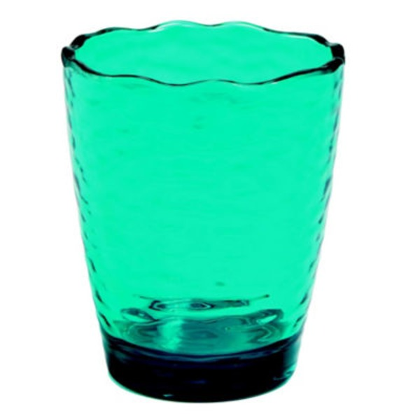 Cocinaware Double Old Fashion Tumbler, Turquoise