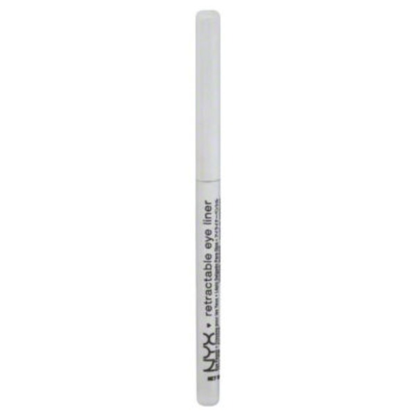 NYX Retractable Water Proof Eye Liner  -  Silver MPE05