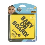 Safety 1st 'Baby On Board' Sign