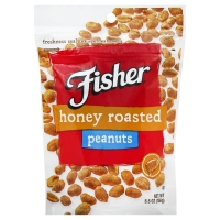 Fisher Honey Roasted Peanuts