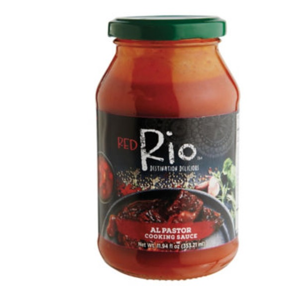 Red Rio Al Pastor Cooking Sauce