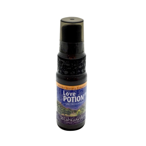 WishGarden Herbs Love Potion #9