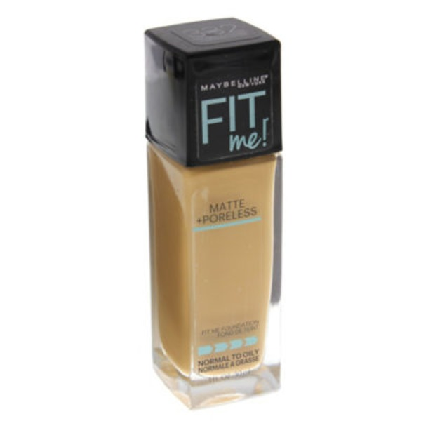 Fit Me® 332 Golden Caramel Matte + Poreless Foundation