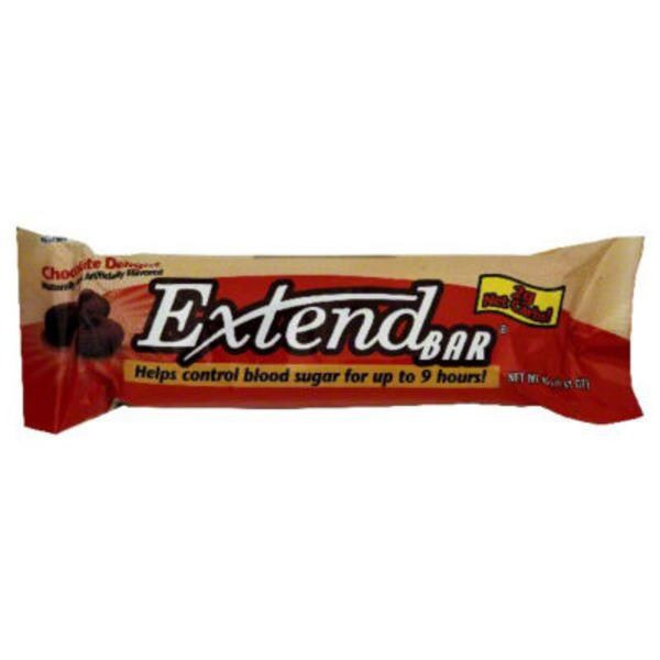 ExtendBar Chocolate Delight Blood Sugar Control Snack Bar