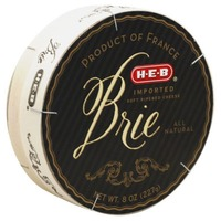 H-E-B Soft Ripened Brie Cheese