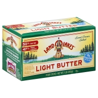 Land O Lakes Light Salted Butter Quarters