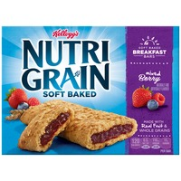 Kellogg's Nutri-Grain Soft Baked Mixed Berry Breakfast Bars