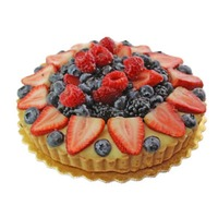 Central Market Fresh Fruit Tart