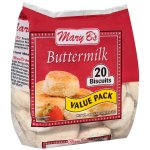 Mary B's® Buttermilk Biscuits 20 ct Bag