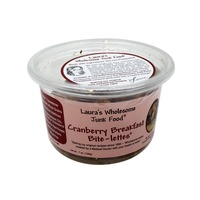 Laura's Wholesome Junk Food Cranberry Breakfast Bite-lettes