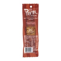 Primal Pet Foods Strips Meatless Vegan Jerky Seitan Teriyaki