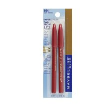 Maybelline New York Expert Wear Twin Brow & Eye Pencils, Light Brown