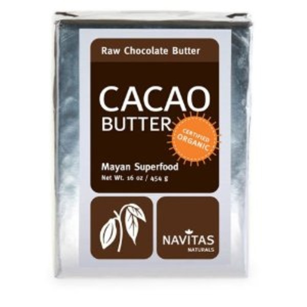 Navitas Raw Cacao Butter
