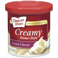 Duncan Hines Cream Cheese Creamy Home-Style Frosting
