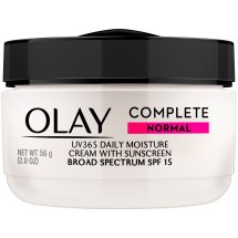 Olay Complete All Day SPF 15 Facial Moisturizer for Normal Skin, 2 oz