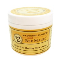Medicine Mama's Sweet Bee Magic, All in One Healing Skin Cream