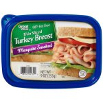 Great Value Deli Sliced Mesquite Smoked Turkey Breast, 9 oz