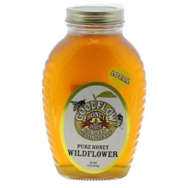 GoodFlow Honey Pure Wildflower