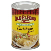 Old El Paso Enchilada Sauce Green Chile Mild