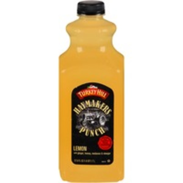 Turkey Hill Haymakers Lemon Punch