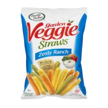 Sensible Portions Garden Veggie Straws Zesty Ranch, 7.0 OZ