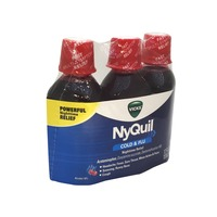 Vicks NyQuil Liquid Cold & Flu