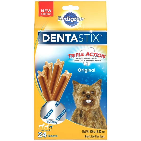 Pedigree Dentastix Original Toy/Small Dog Treats