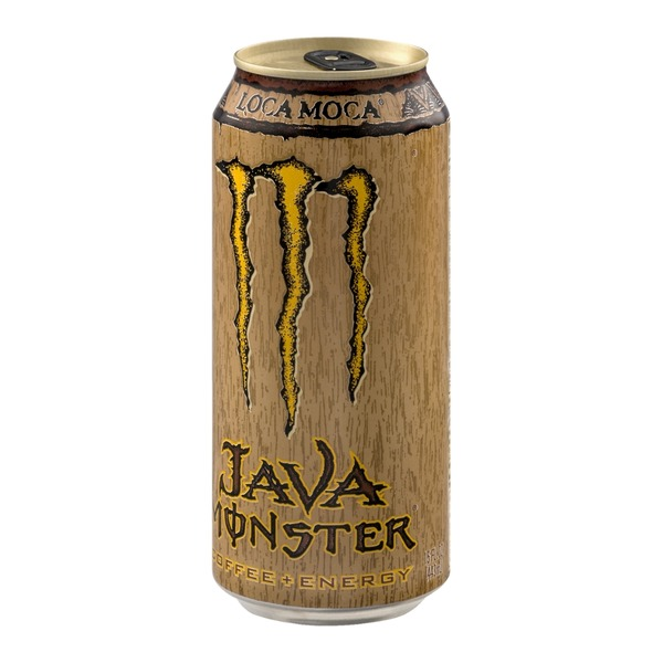Monster Java Coffee + Energy Loca Moca