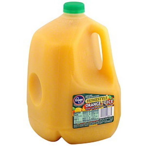 Kroger Orange Juice