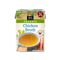 365 Organic Chicken Broth