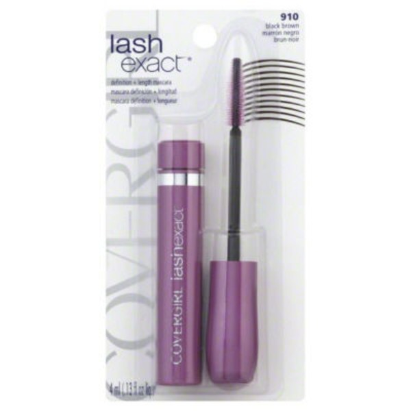CoverGirl Lashexact - 910 Black Brown