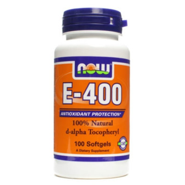 Now E 400 DA Softgel