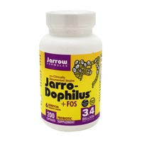 Jarrow Formulas Jarro-Dophilus + Fos 3.4 Billion Probiotic Capsules