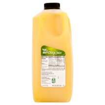 Great Value Country Style 100% Orange Juice, 64 fl oz